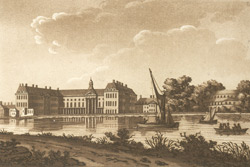 Chelsea College & Ranelagh house